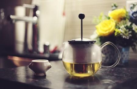 zelený čaj (pixabay.com)