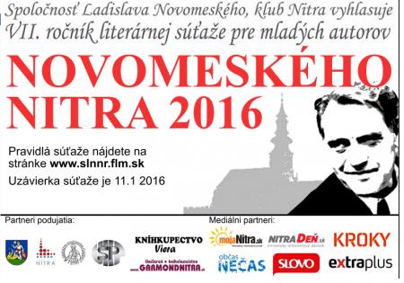 Novomeského 2016