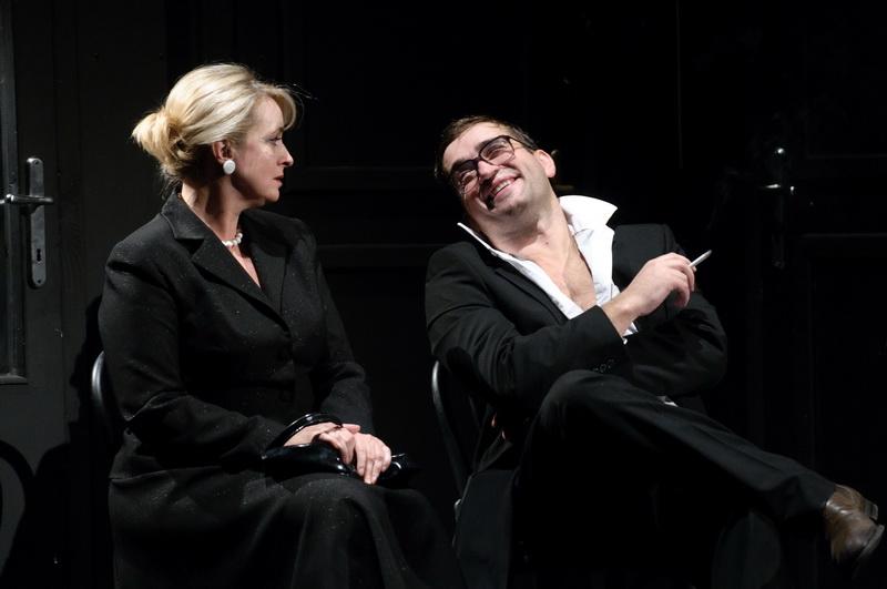 Eva Pavlíková si v máji pozvala skvelého herca Milana Ondríka