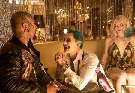 Jared Leto stvárňujúci postavu Jokera, foto: csfd.cz