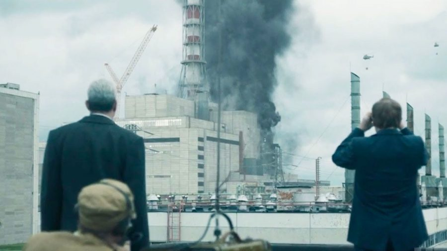 TV Serial Chernobyl HBO