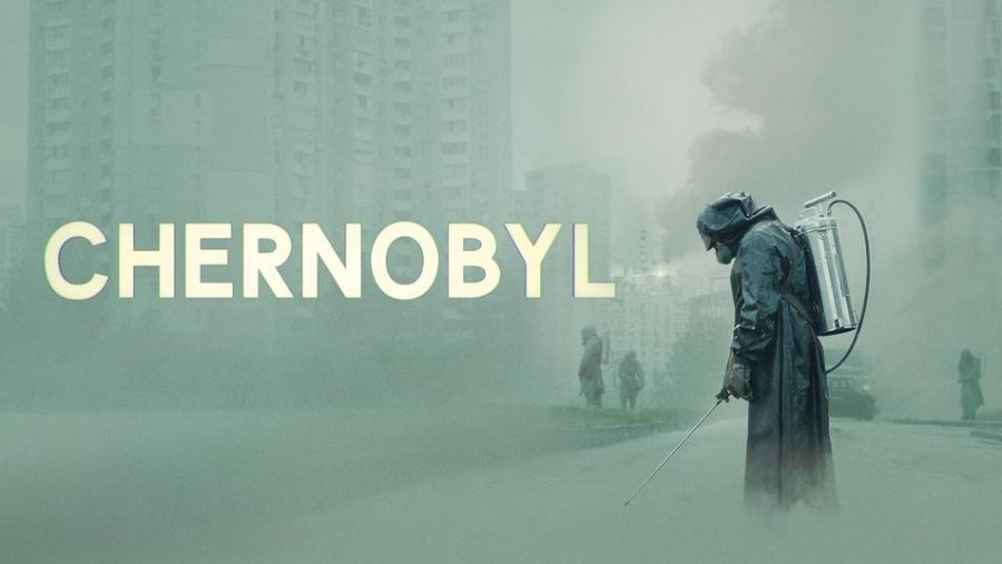TV Serial Chernobyl HBO Poster