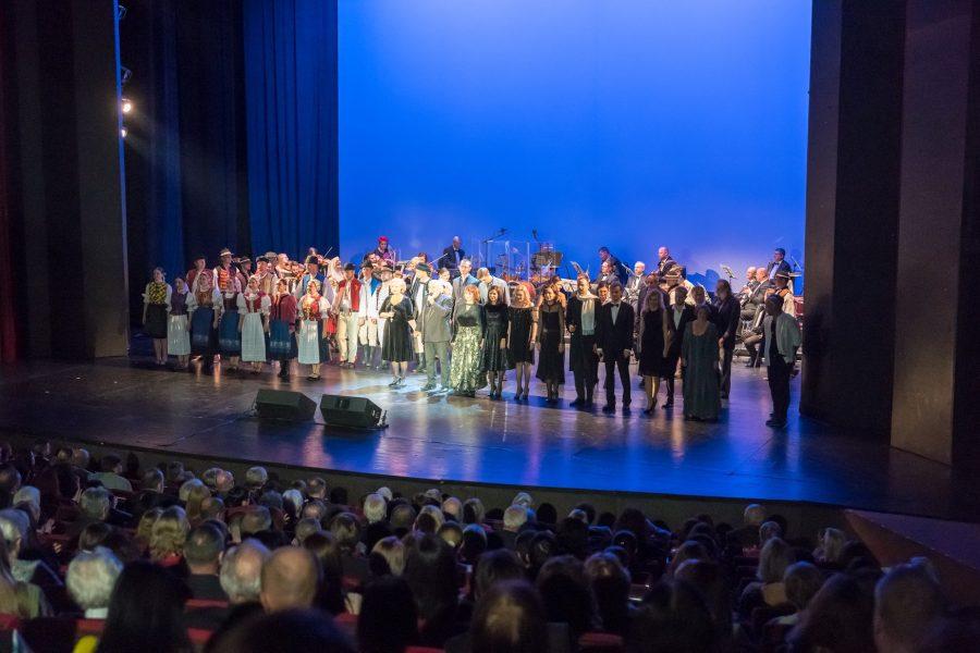 Divadlo Andreja Bagara 70. výročie