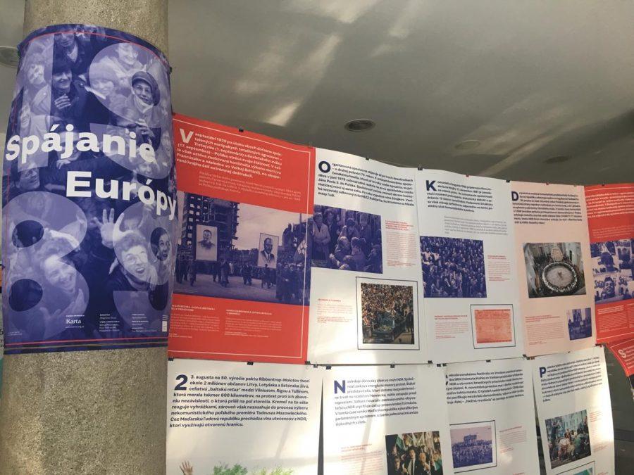 spájanie európy