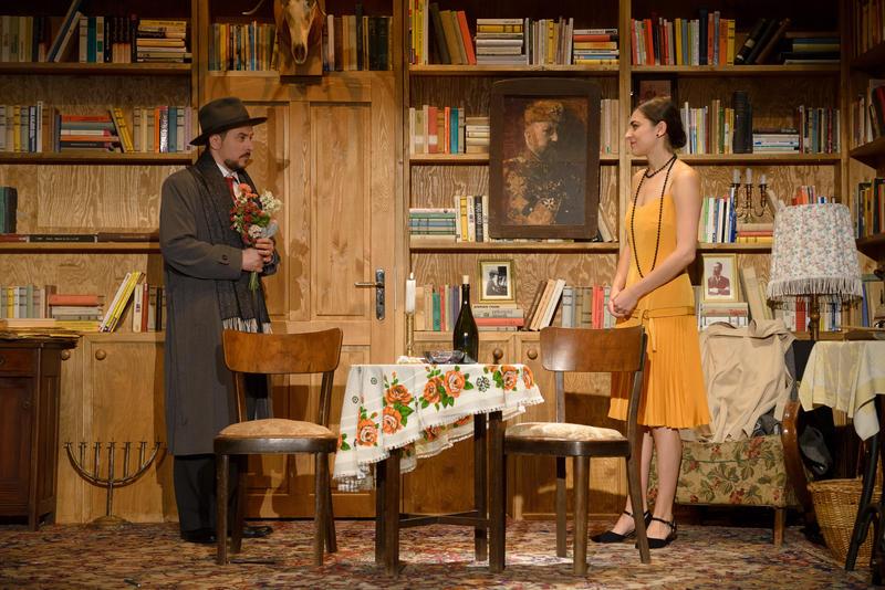 Pomer Židovky a nacistu v novom predstavení DAB ukáže, aká banálna vie byť láska