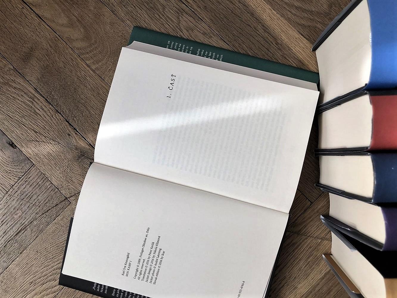 Karl Ove Knausgård: Pohľad do duše nórskeho Prousta